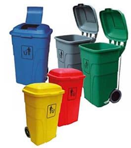 reciclaje contenedores grandes